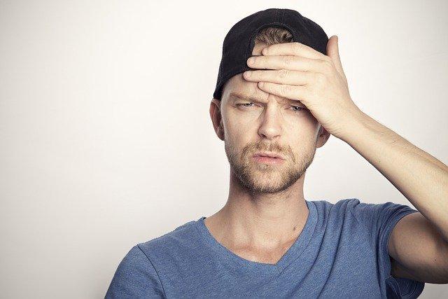 悩み,頭痛,トラブル
