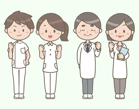 医師 看護師 病院