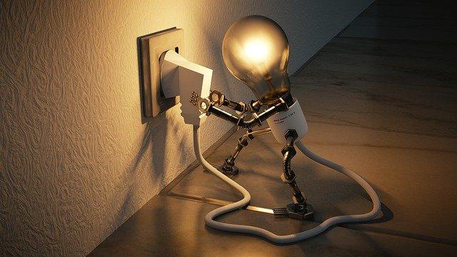 電気 コンセント 電球